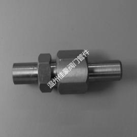 精心研造不锈钢对焊式直通 弯通 三通中间 终端管接头