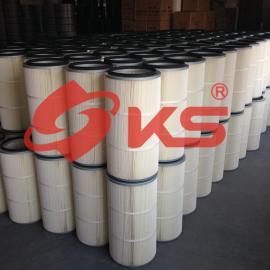 除尘滤芯,粉尘滤筒,粉末回收滤芯,工业除尘滤芯3266