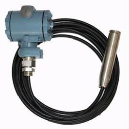 西安投入式静压液位计,防爆耐腐蚀集气筒式投入式液位计