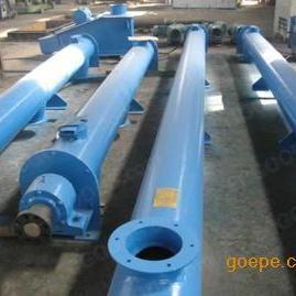 沧州英杰机械单管螺旋输送机价格便宜,使用寿命长。