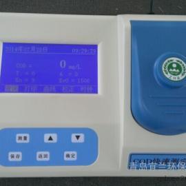 天津环境检测站cod快速检测仪