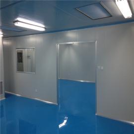 宏系电子洁净房改造 无尘室改造