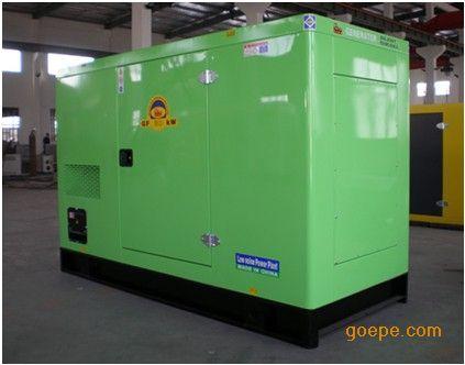 低噪音柴油发电机组价格