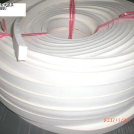 钢厂专用硅胶条 硅橡胶条 发泡硅胶条