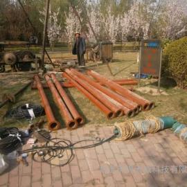 北京昌平顺义海淀潜水深井泵喷泉泉变频柜安装|深井泵清洗