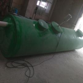 TY58型居民小区生活污水处理站玻璃钢微动力生物化粪池