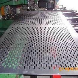 四川锰钢冲孔板 锰钢冲孔筛板 成都锰钢板冲孔
