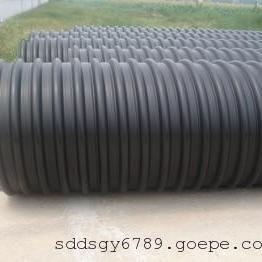 HDPE钢带增强螺旋波纹管哪里买