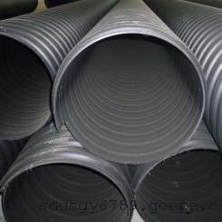 HDPE钢带增强螺旋波纹管价格