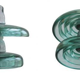 LXY3-210盘形悬式玻璃绝缘子