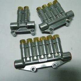 汽车底盘集中润滑专用QT86型油脂分配器哪里供应