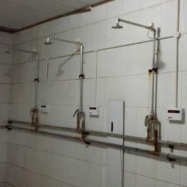 北京密云学校浴室洗澡刷卡器