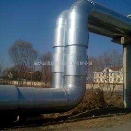 白铁皮岩棉管道保温工程施工队