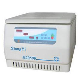 H2050R台式高速冷却离心计 湘仪 20500r/min