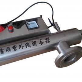 河北石家�f紫外�消毒器  紫外��⒕�器 水箱自��消毒器�S家