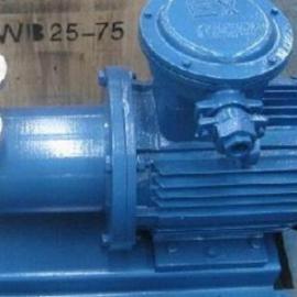 【CWB25-25磁力�{料提升泵】