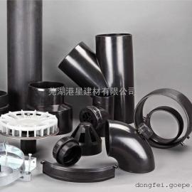 河南郑州聚乙烯HDPE虹吸式不锈钢雨水斗厂家批发