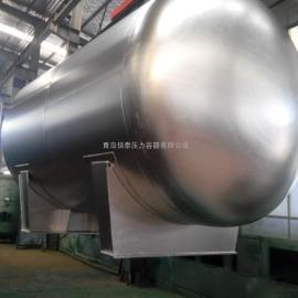 厂家直销锅炉配套蒸汽罐蒸汽储气罐缓冲罐,规格齐全,含证书