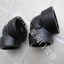 90°承插焊���^ 碳�高����^ 低�r供��焊接式高�汗芗�