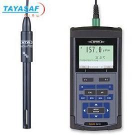 Multi3420专业数字便携式pH/DO/电导率仪