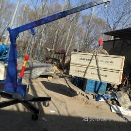 多功能小吊机便携式吊运机小型吊机楼房上料机小型吊运机