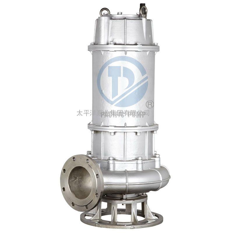 QWP不锈钢排污泵