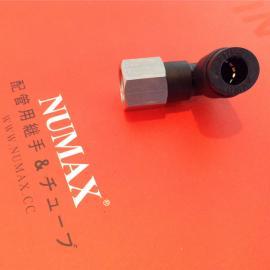 气动塑料弯接头配件 L型内螺纹弯头