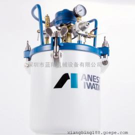 日本岩田压力桶 日本岩田10升自动搅拌压力桶 自动压力桶