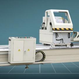科莱机器双头锯济南科莱机器制造厂