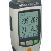 华图HUATO HE804系列手持式多通道温度测试仪