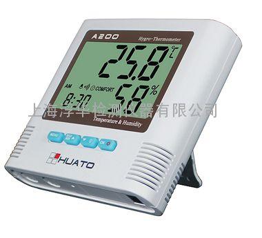 华图HUATO A200-TH经济实用型数字温湿度计