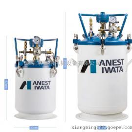 日本岩田压力桶 日本岩田20升自动搅拌压力桶 自动压力桶