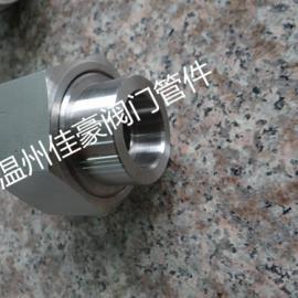 承插焊活接头 不锈钢高压活结头 锻钢承插焊由任活接头