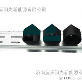 山东太阳能联箱 联箱尾托横梁和塑料件