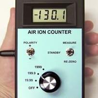 负离子浓度检测仪 AIC-1000