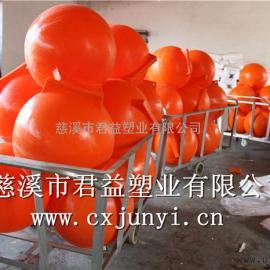 君益公司发布水上塑料球型锦航标