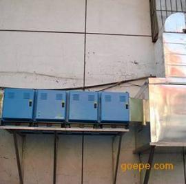 河南郑州厨房油烟净化器/食堂饭店厨房油烟处理