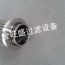 供应SF30/30甲醇不锈钢烧结毡滤芯