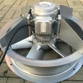 供应SFW-B-5型0.75KW六叶药材烘烤烘房耐高温风机