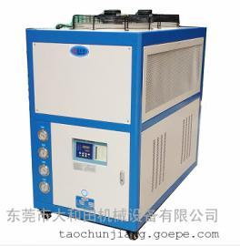 10HP风冷式冷水机,风冷冰水机,风冷冻水机,工业冷水机