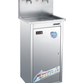 【厂家直销】2龙头直饮机 台式不锈钢饮水器 纯水机 60人净水设备