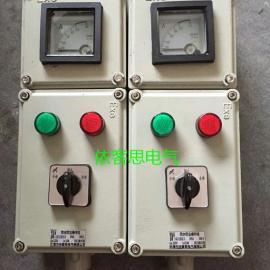 铝合金防水防尘防腐操作柱FZC-L-D2K1B1G水泵专用