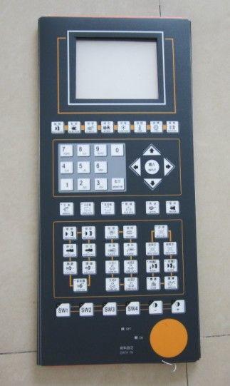 海达注塑机F3880电脑面板纸 三星面板贴纸