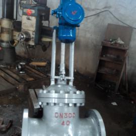 电液动闸阀型号-Z241Y