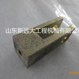 山推配件推土机叉口板195-43-41410