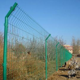 中山果园护栏网/中山建筑工地临时围网/龙桥护栏双边丝护栏网