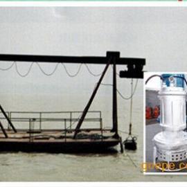 船用耐磨深水吸沙泵-使用�勖��L、耐磨性能好