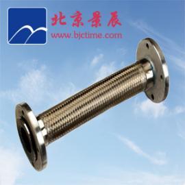 轴向型耐酸碱波纹金属软管 法兰不锈钢金属软管