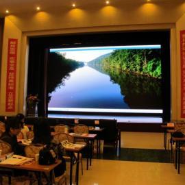 商会会议室P4LED大屏报价|P4LED全彩屏厂家安装价格