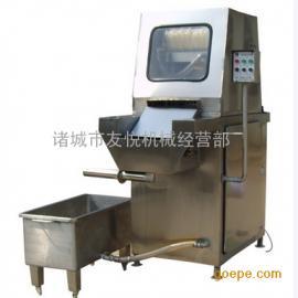 厂家批发80针不锈钢肉类全自动盐水注射机